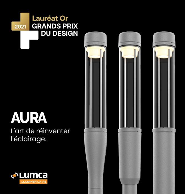 Brochure Aura FR